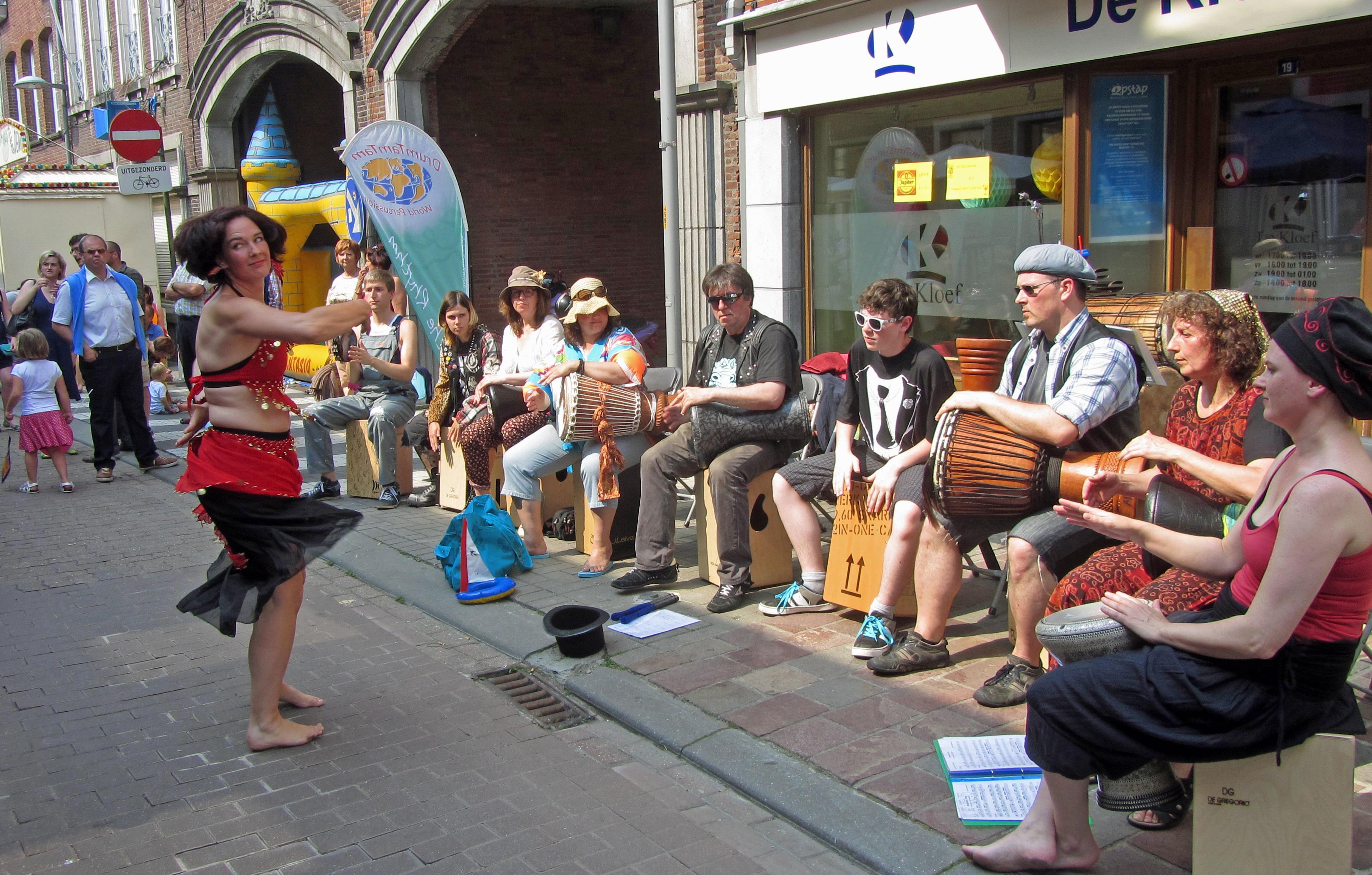 DrumTamTam in Tielt_2013