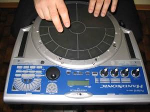 E-Drum-Percussion